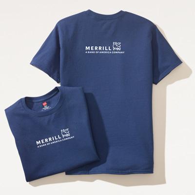 Merrill Short-Sleeve Signature Shirt