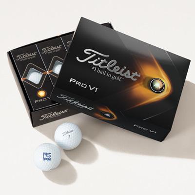Bull Titleist® Pro V1®  Golf Balls - 1 Dozen