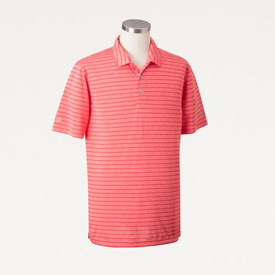 Flagscape Men's PUMA® Golf Rotation Stripe Polo
