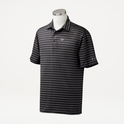 Flagscape Under Armour® Men's Playoff Stripe Polo
