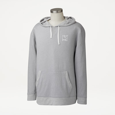 Bull Unisex Mélange French Terry Hoodie