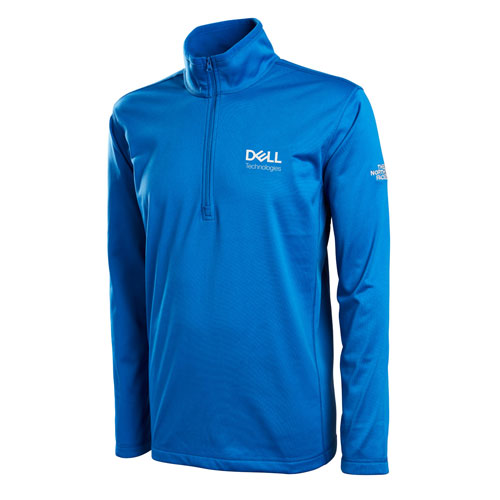 Dell TechnologiesThe North Face® 1/4-Zip Fleece Pullover