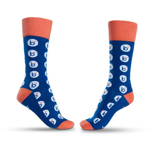 Boomi Logo Crew Socks