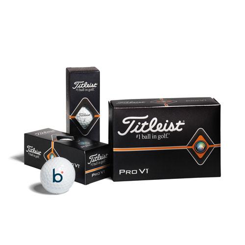Boomi Titleist® Pro V1® Golf Balls (Half Dozen)