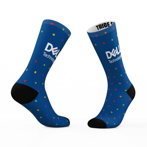Dell Technologies Spring Forward Socks
