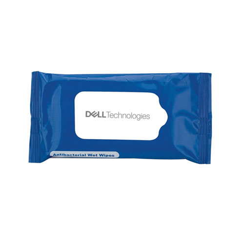 Dell Technologies Antibacterial Wet Wipes