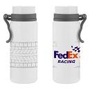 FedEx Racing h2go 25oz Tumbler
