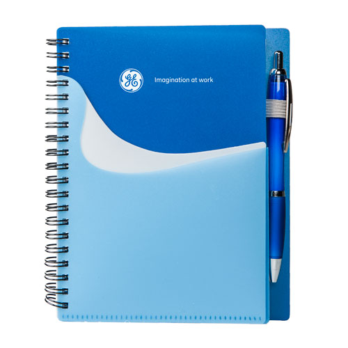 Wave Pocket Notebook