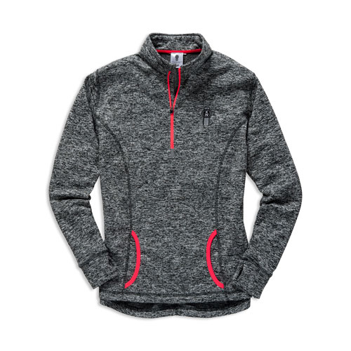 Ladies' Cosmic 1/4-Zip Fleece Pullover