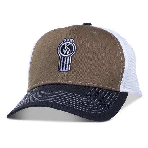 Tri-Color Mesh Cap