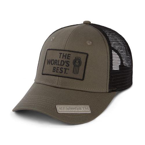 """""""The World's Best"""" Bottle Opener Mesh Hat"""