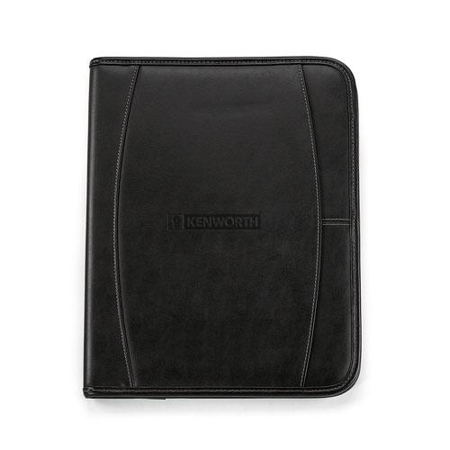 Faux-Leather Padfolio