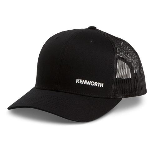 Richardson Blackout Mesh Cap
