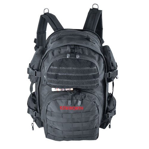 Tactical Backpack with MOLLE Straps