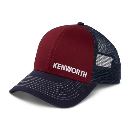 Two Color Mesh Hat