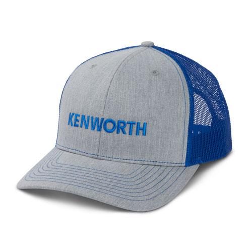 Heather Mesh Richardson Hat Blue