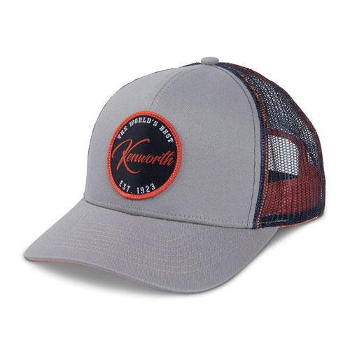 Ladies Vintage Blend Mesh Hat