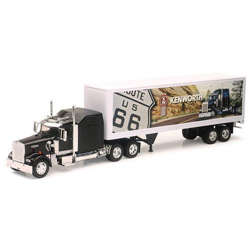 1:32 Scale Kenworth W900 Route 66 Truck