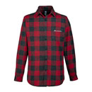 Woven Flannel With Pocket