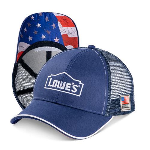 Veterans Mesh Cap