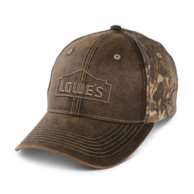 Back Country Realtree Cap