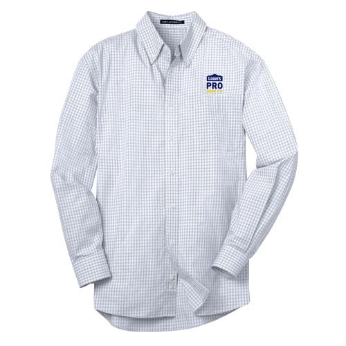 Lowe's PRO Dress Shirt