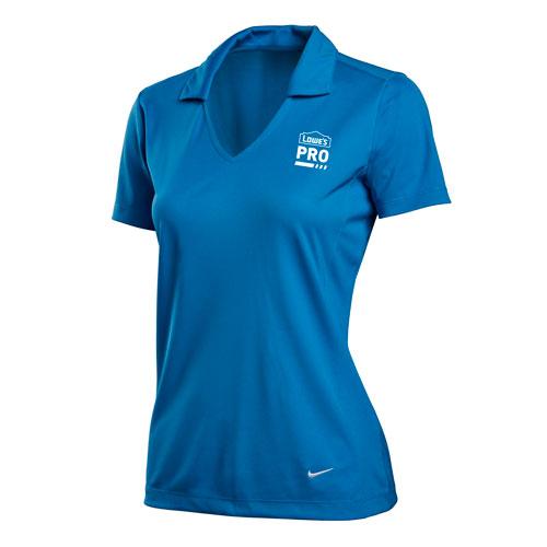 Lowe's PRO Women's Nike Performance Polo
