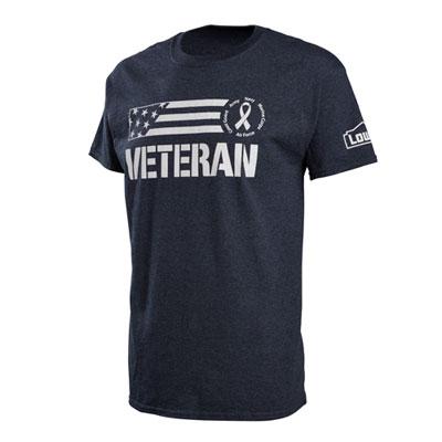 Veteran Stars & Stripes T-shirt