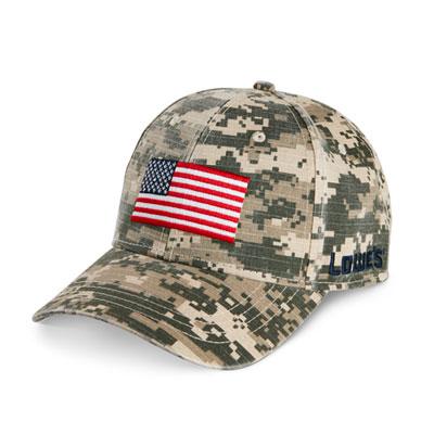Military Digi Camo Cap