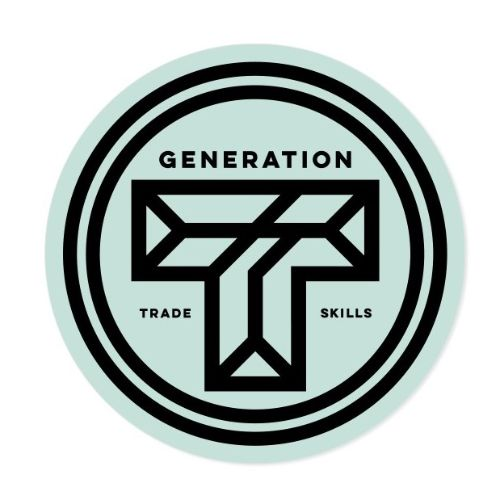 Generation T Decal