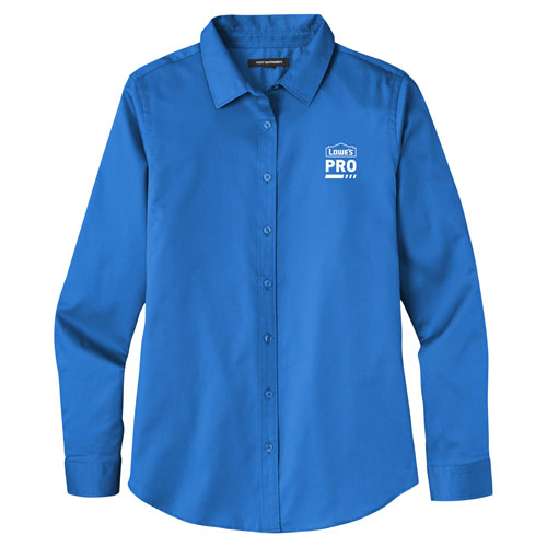 Lowe's PRO Women's Dress Shirt