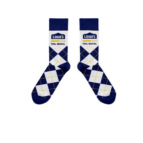 Tool Rental Dress Socks