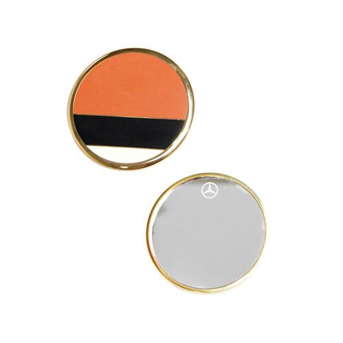 Tri-Color Mirror