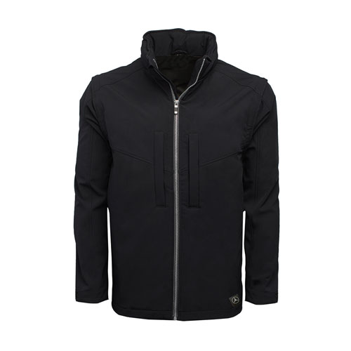 All-weather soft shell jacket by SCOTTeVEST