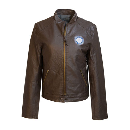 Women's Vintage Leather Jacket