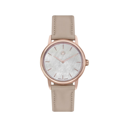 Womens mother-of-pearl watch