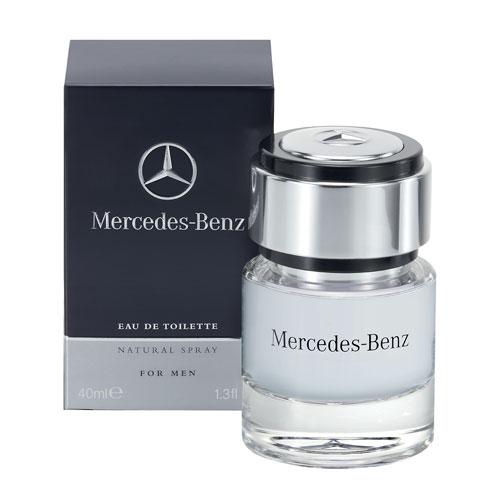 Mercedes-Benz For Men, EdT, 40 ml