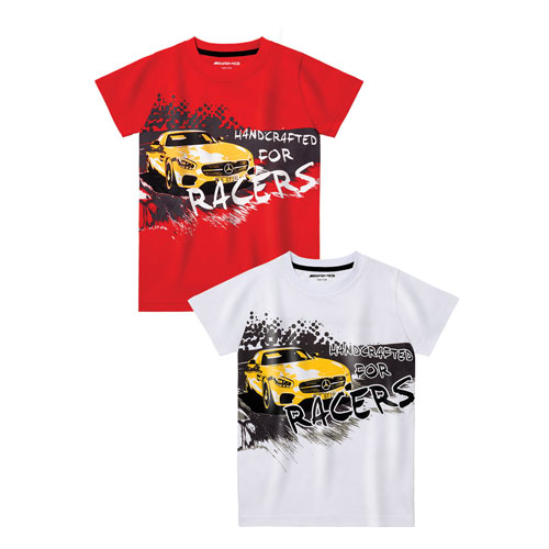 Youth AMG T-Shirt - RED