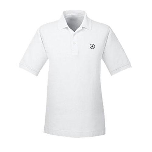 Men's Everyday Short-Sleeve Cotton Polo