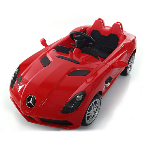 Mercedes-Benz SLR Electric Ride On Toy Car