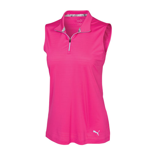 Women's Puma Sleeveless Polo