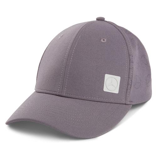 Ladies Grey Emblem Cap