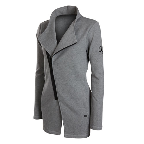 Women's OGIO® Asymmetrical Zippered Jacket