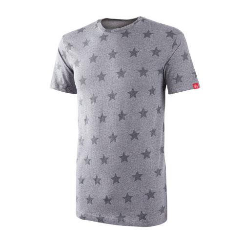 Unisex Star Print T-Shirt