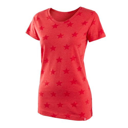 Women's Star Print T-Shirt