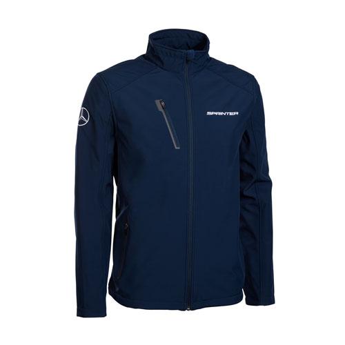 Sprinter Matte Soft Shell Jacket