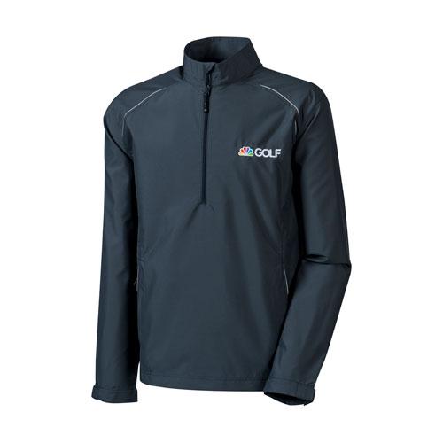 Golf Channel Cutter and Buck Half Zip Jacket