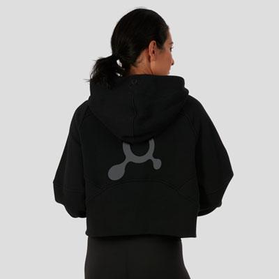 lululemon Scuba Oversized Half Zip Hoodie
