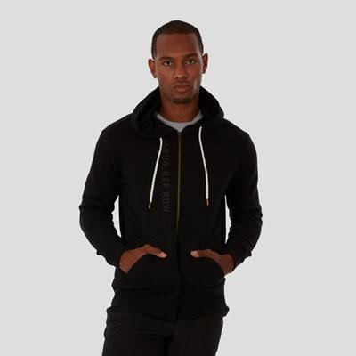 Unisex Run Rep Row Full Zip Jacket