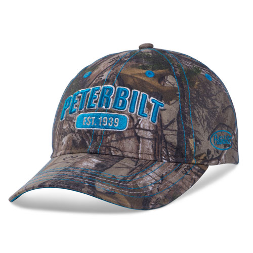 Turquoise and Realtree AP Xtra® Camo Cap